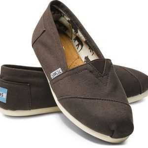 New Toms Classic Slip On Flats Women's 12